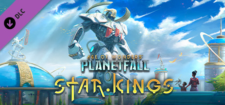 AGE OF WONDERS: PLANETFALL - STAR KINGS Game Free Download