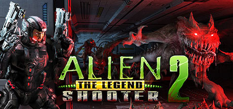 ALIEN SHOOTER 2 - THE LEGEND Game Free Download Game