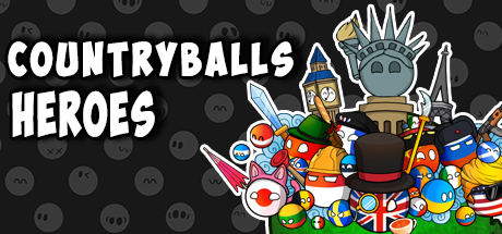 COUNTRYBALLS HEROES Game Free Download Game