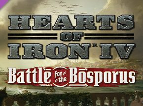 HEARTS OF IRON IV BATTLE FOR THE BOSPORUS Game Free Download