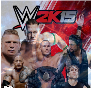 Download WWE 2K15 Game Free For PC Full Version