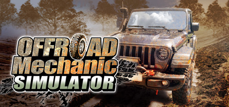 Download Offroad Mechanic Simulator PC Game Free for Mac