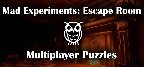 Mad Experiments Escape Room PC Game Free Download