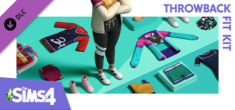 The Sims 4 Throwback Fit Kit Download Free PC Game